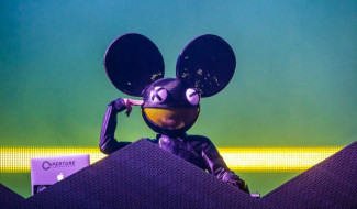 deadmau5 Lights It Up With His Latest Gadget