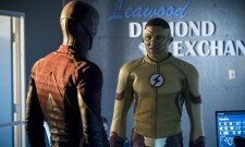 There's Tension Between Barry Allen And Wally West In New Clip From The Flash