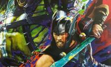 Thor: Ragnarok Promo Art Features The God Of Thunder And The Hulk