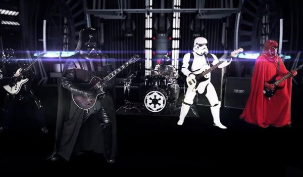 Galactic Empire: A Star Wars Themed Metal Band From A Galaxy Not So Far Away