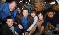 Han Solo Set Video Teases The Iconic Space Smuggler's New Ride