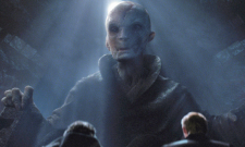 "New Sketch For Star Wars: The Last Jedi Purportedly Unveils ""Accurate"" Depiction Of Supreme Leader Snoke"