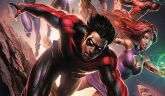 DC All Access Catches Up With Teen Titans: The Judas Contract Cast On The Red Carpet