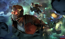 Launch Trailer For Telltale's Guardians Of The Galaxy Series Ships Star-Lord And The Gang Off On An All-New Adventure
