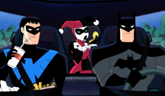 First Trailer For Batman And Harley Quinn Surfaces