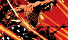 Dark Knight III: The Master Race #8 Review