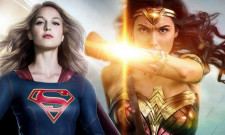 Supergirl Gets An Awesome Wonder Woman-Themed Promo