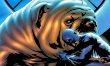Get Your First Look At Lockjaw In Leaked Scene From Marvel's Inhumans