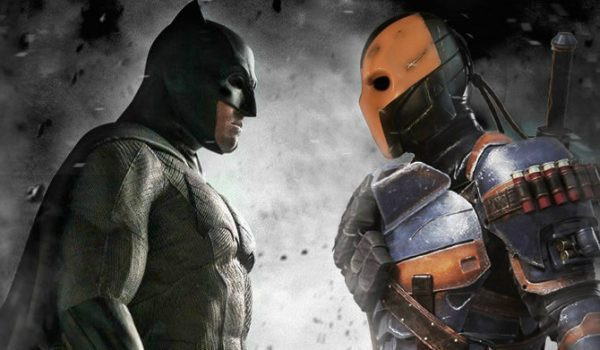 New Deathstroke Vs. Batman Series Expected To Arrive This Spring