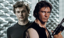 """Disney Reportedly """"Very Impressed"""" With Early Han Solo Sizzle Reel"""