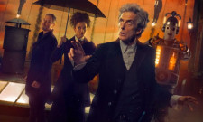 """Doctor Who Showrunner Calls Peter Capaldi """"The Most Emotional Doctor"""""""