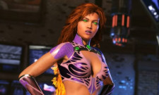 Explosive First Gameplay For Injustice 2's Starfire Released