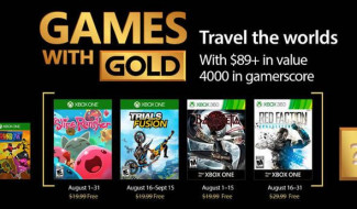 Xbox One's Games With Gold Lineup For August Includes Bayonetta, Trials Fusion