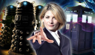 Awesome Doctor Who Fan Art Places Jodie In The TARDIS