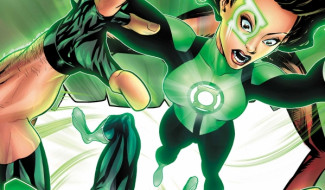 Exclusive Preview: Singularity Jain Gives Us Much To Digest In Green Lanterns #36