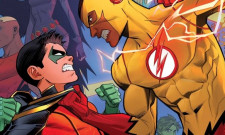 Exclusive Preview: Kid Flash Returns In Teen Titans #14
