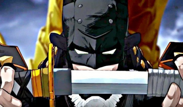 Batman Ninja Finally Gets English Trailer And Blu-Ray Release Date