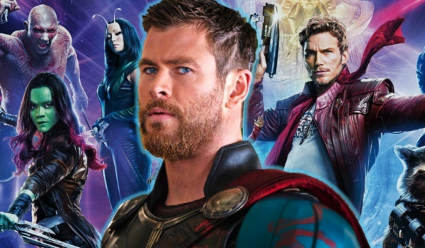 Thor Meets The Guardians In First Avengers: Infinity War Clip