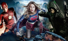 DC Takes Us Behind The Scenes Of That Awesome Arrowverse Promo