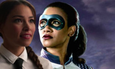 Could Iris' Costume Hint At The Identity Of The Flash's Mystery Character?