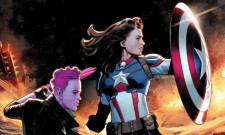 Marvel Comics Turns Peggy Carter Into Captain America In Exiles