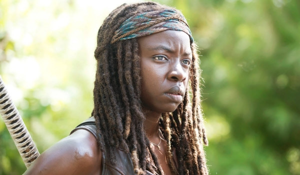 Michonne Takes Out Some Walkers In New Walking Dead Season 8B Clip