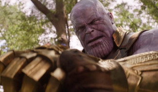 Avengers: Infinity War's Thanos Gets Awesome Logan-Style Trailer