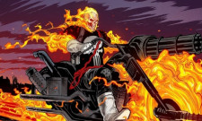 Punisher's Space Adventures Continue In Cosmic Ghost Rider