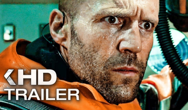 Things Get Hairy In This Tense International Promo For The Meg