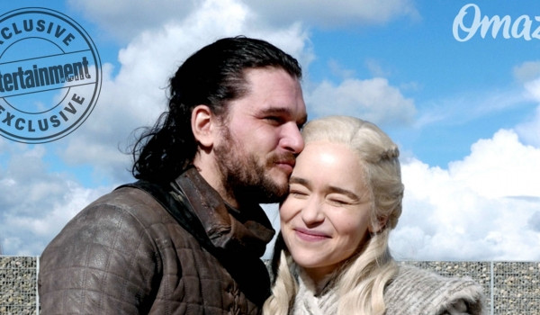 Emilia Clarke Gets Candid About Game Of Thrones' Biggest Love Scene