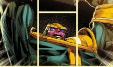 Thanos Is Triumphant In Cryptic Infinity Wars Teasers