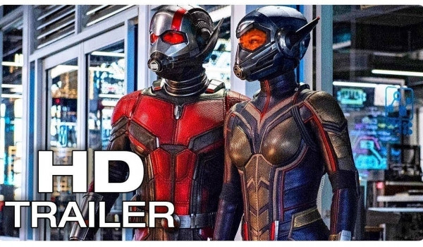 Final Trailer For Ant-Man And The Wasp Contains Tons Of New Footage