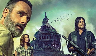 The Walking Dead Showrunner Teases Rick, Daryl And Maggie Conflict In Season 9