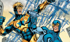 Arrow EP Says Booster Gold And Blue Beetle Have Been Discussed