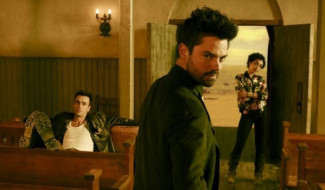 Listen To Seth Rogen And Evan Goldberg's Director's Commentary For The Preacher Pilot