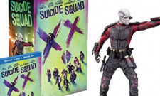 First Look At Amazon's Suicide Squad Collector's Edition Blu-Ray Revealed