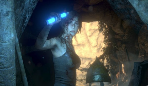 Square Enix Digs Up Rise Of The Tomb Raider PS4 Pro Trailer