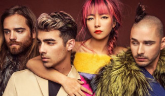 """Listen To DNCE's New Single """"Body Moves"""""""