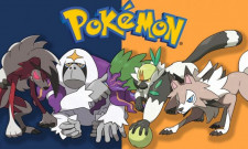 New Version-Exclusive Pokemon Revealed For Pokemon Sun And Moon