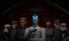 New Star Wars Rebels Clip Features Grand Admiral Thrawn