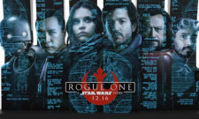 IMAX Standee For Rogue One: A Star Wars Story Is Masking A Secret Or Two