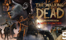 Tensions Rise In Launch Trailer For The Walking Dead: A New Frontier Season Finale