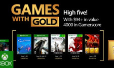 Xbox One's Games With Gold Lineup For June Includes Watch Dogs, Assassins Creed III