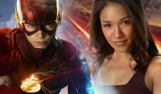 Candice Patton Thinks The Flash And Iris Should Have A Kid