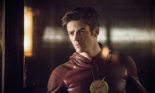 Zoom Stares Down The Flash In First Images From Next Week's Episode