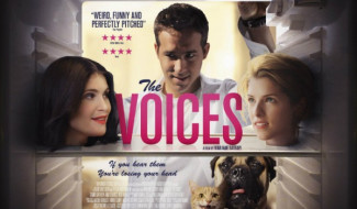CONTEST: Win The Voices On Blu-Ray Plus A Signed Poster