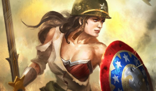 Is WB Planning A Wonder Woman Trilogy Beginning In The 1920s?