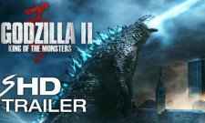 Electrifying New Godzilla: King Of The Monsters Trailer Stomps Online