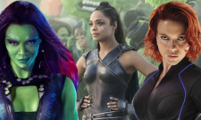 The Female Avengers Assemble In Awesome New Endgame BTS Photo