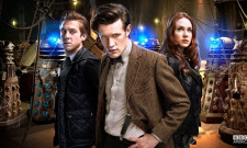 Is Doctor Who's Showrunner Hinting At A Dalek Return In The New Year's Special?